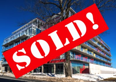 ***SOLD*** 1065 Barrington St, Unit 411