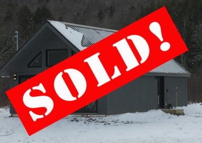 ***SOLD*** 14888 Highway #4 – Brand New Chic Ski Chalet in Wentworth!
