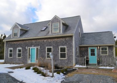 ***SOLD*** 10 Granite Cove Drive – A unique 3 bedroom Cape Cod