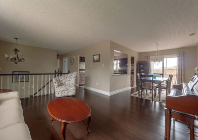 4 - Living room to Dining Room