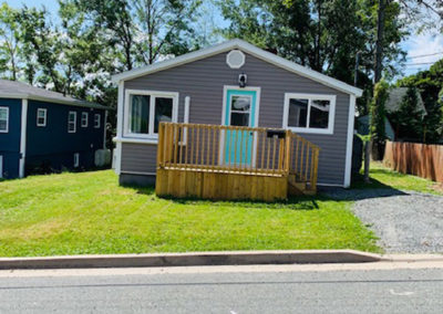 21 Wendy St, Westmount, NS. Completely renovated, pre-inspected home on a quiet street in Westmount
