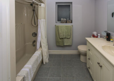 16. basement bathroom