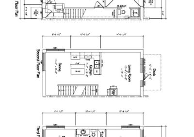 PHASE 2 PROPOSED FLOOR PLAN CHANGES