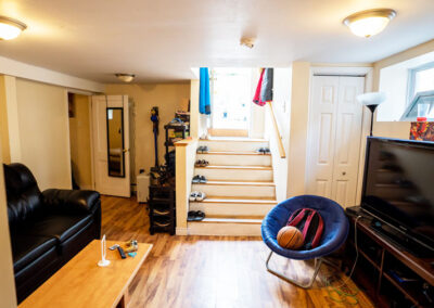 25 Lower Unit Living Room
