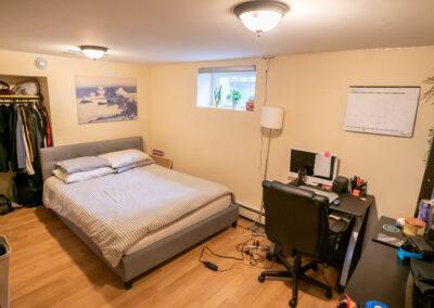 26 Lower Unit Bedroom 1