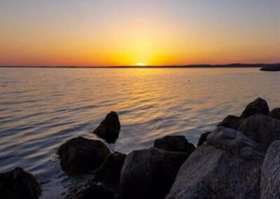 Sunset DeepCove