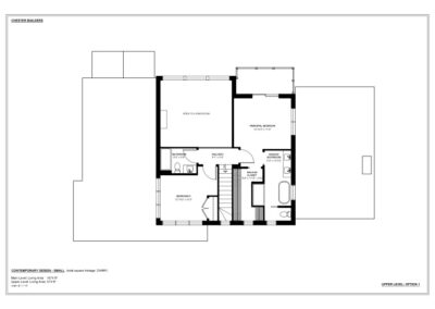 Small Contemporary -Plan page 2